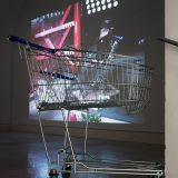 Shoppingmall I, Galerie der Künstler, München - Foto: Leonie Felle
