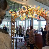 Shoppingmall II, Vernissage Görisried - Foto: Katja Egli