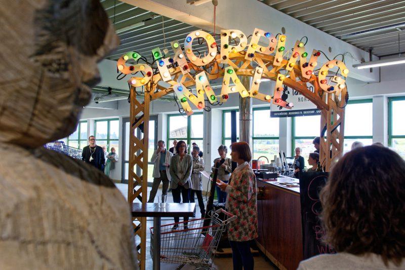 Shoppingmall II, Vernissage Görisried - Foto: Katja Egli