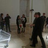 Shoppingmall I, Vernissage Galerie der Künstler, München