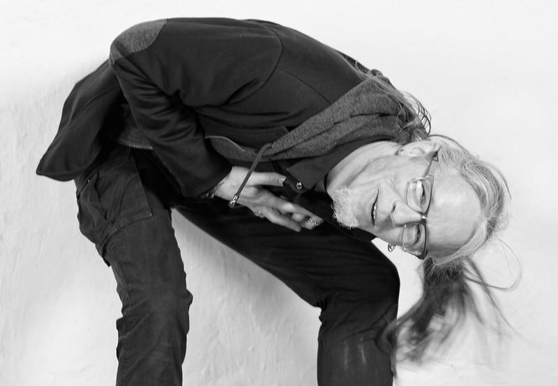 Foto zum Interview in artig'15 Magazin zur Ausstellung