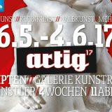 artig'17 Kunst- und Kulturfestival Kempten