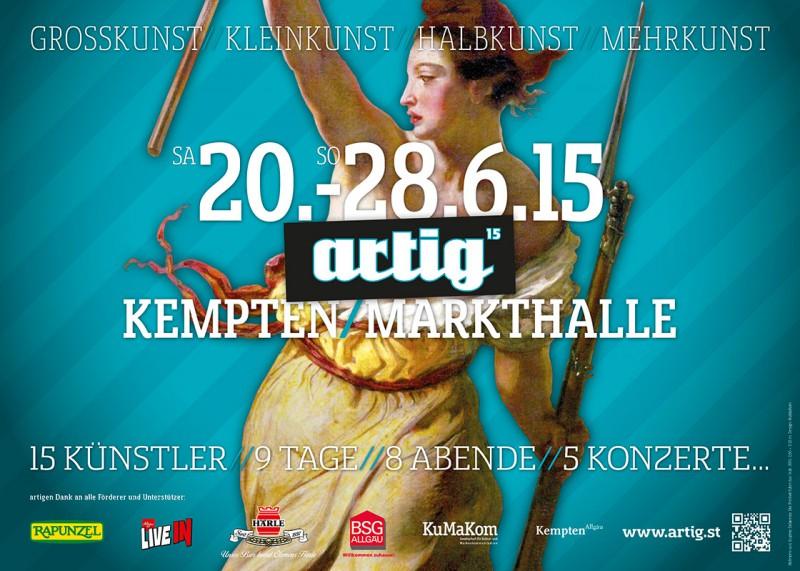 artig'15 Kunst- und Kulturfestival
