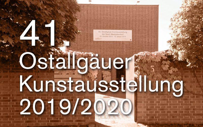 Künstlerhaus Marktoberdorf - Ostallgäuer Kustausstellung
