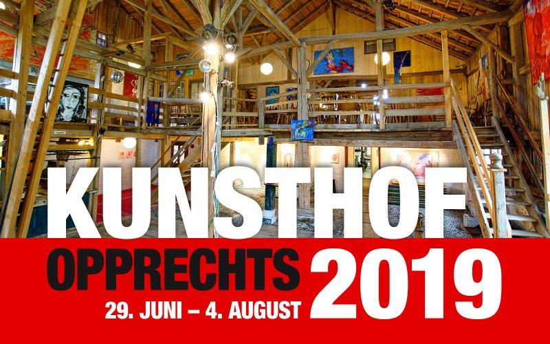Kunsthof 2019 Opprechts