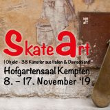 Skate Art - Hofgratensaal Kempten