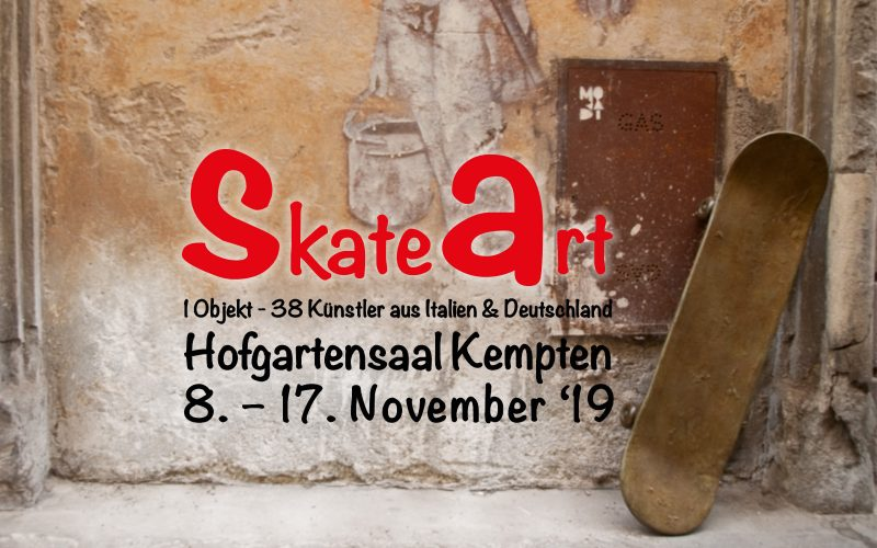 Skate Art - Hofgartensaal Kempten
