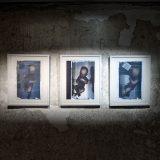 Kopie ohne Titel, 2015/2016, drei Exemplare aus einer Interaktionskunst am Kopierer