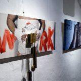 """Clockwork, 2011, aus der Portrait-Serie """"Bäuche"""""""