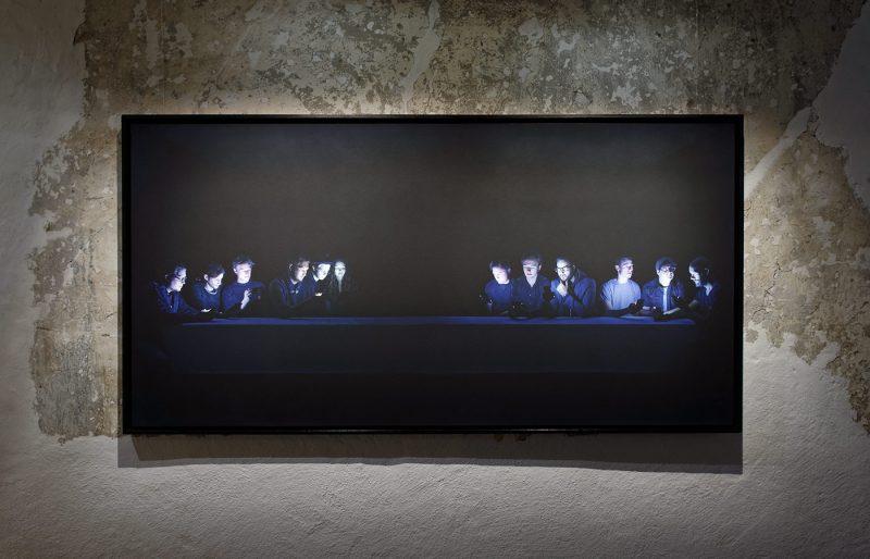 Keiner von Euch, 2015, Restlichtfotografie, Pigmentdruck auf Bütten