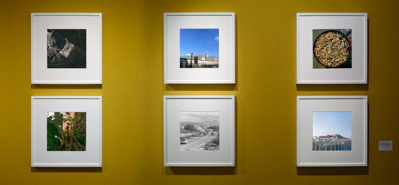 Widersprüchlichkeiten (1-6, wachsende Sammlung), 1989 - 2018, je 51 x 51 cm (inkl. Rahmen)